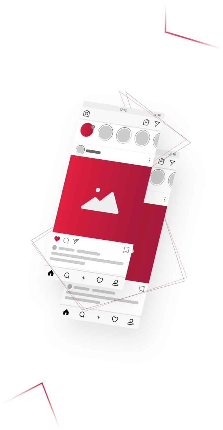 Social Media Marketing durch Instagram Ads